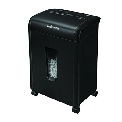 Fellowes 10-Sheet Micro-Cut Home and Office Paper Shredder