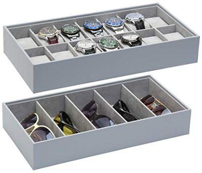 Trays Closet Dresser Drawer Organizer