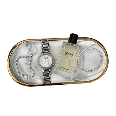 Ceramic Perfume Tray for Dresser