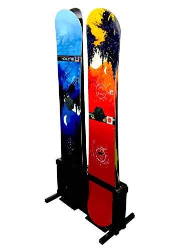 Freestanding Snowboard Floor Rack