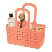 iDesign Orbz Bathroom Shower Tote for Shampoo, Cosmetics, Beauty Products