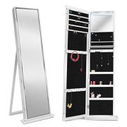 FUNKOCO 79 LED Jewelry Armoires,Jewelry Storage Cabinets