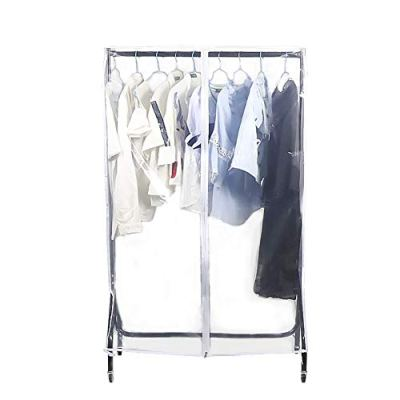 Large Transparent Clothing Rack Covers, Waterproof