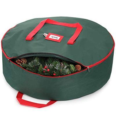 StorageMaid Wreath Storage Container Bag - 30-Inch