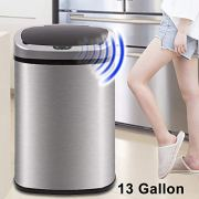 Kitchen Trash Can for Bathroom Bedroom Home Office