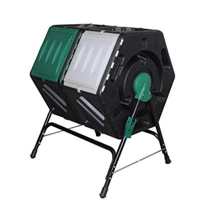 Giading Compost bin Outdoor, Compost Tumbler
