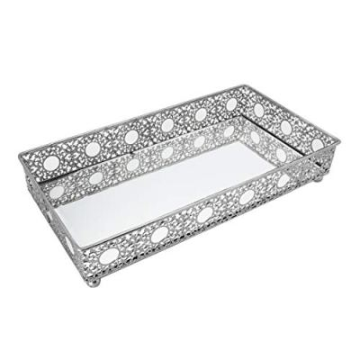 Bathroom Vanity Tray, Decorative Tray, Mirror Tray, Perfume Collection Tray