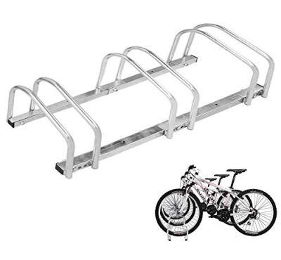 Floor Parking Adjustable Storage Stand Bike Rack