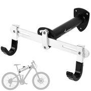 Sportneer Bike Wall Mount, Horizontal Metal Adjustable