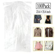 Dust Cover Dustproof Hanging Clothes