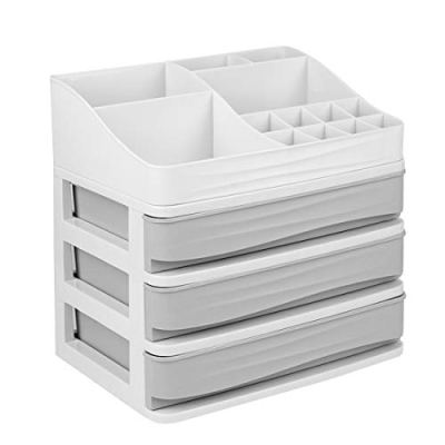 JULY'S SONG Cosmetic Makeup Organizer with Drawers
