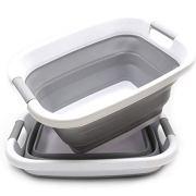 Laundry Basket/Tub - Foldable Storage Container/Organizer