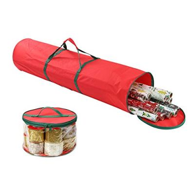 Sattiyrch Wrapping Paper Storage Containers