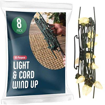 Christmas Lights Storage Holder All-Purpose light cord wind up