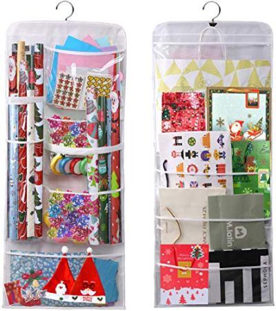 KIMBORA Wrapping Paper Storage Gift