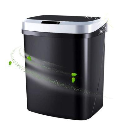 HUA JIE Smart Home Electric Trash Cans