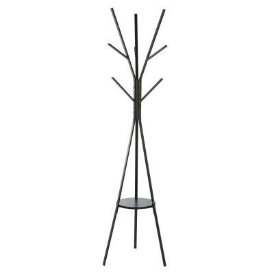 Homebi Coat Rack Hat Stand, Tree Metal Hat Hanger