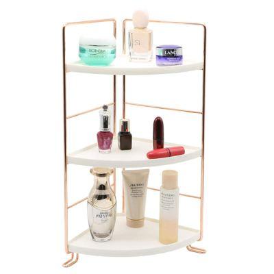 Makeup Storage Holder Vanity Tray Cosmetic Rack