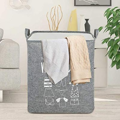 Pollenzic Large Laundry Hamper 69L Collapsible Laundry Baskets