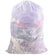 Polecasa Heavy Duty Lead Free Diamond Shape Mesh Laundry Bag