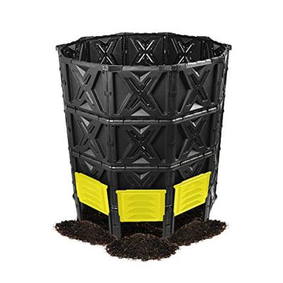EJWOX Large Compost Bin - 190 Gallon