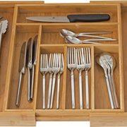 Kitchen Drawer Organizer-Cutlery Holder