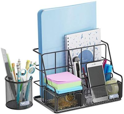 Orgowise Mesh Desk Organizers and Accessories Set.