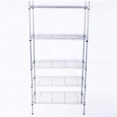 5-Shelf Adjustable, Heavy Duty Storage