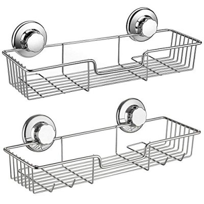 Strong Suction Cup Bathroom Shower Caddies
