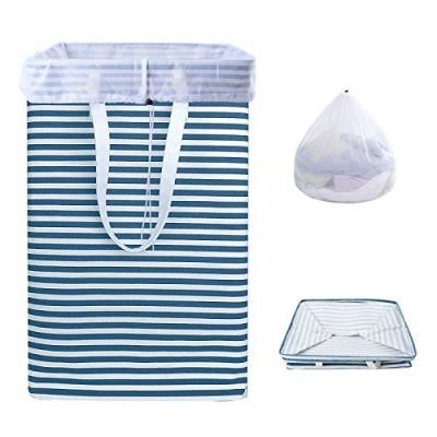 Extra Large Laundry Hamper, 96L Collapsible Laundry Basket