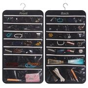 Earrings Necklace Bracelet Ring Accessory Display Storage Bag