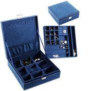 Jewelry Box with lock necklace or jewelry holder organizer