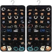 WILLBOND Hanging Jewelry Organizer 160 Pockets