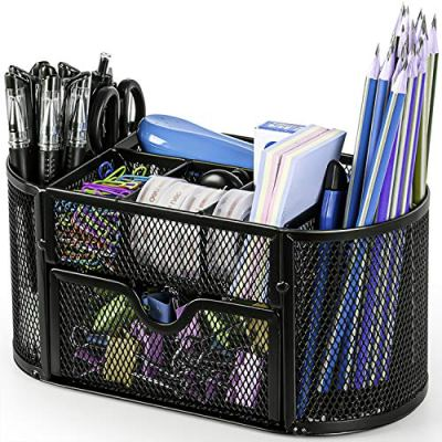 Pen Holder Office Supplies Multi-functional Caddy