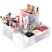Bathroom Drawer Organizer Makeup Organizer with Different Size