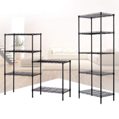 Nemore Assembly Shelving Metal Storage Shelves Heavy Duty