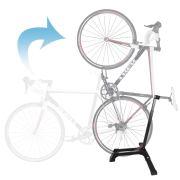 Qualward Bicycle Stand Vertical Bike Rack Floor Adjustable