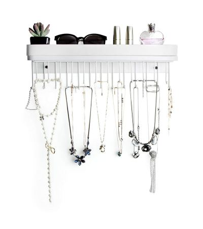 JACKCUBE DESIGN Hanging Jewelry Organizer