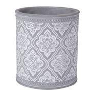 Cement Utensil Container Kitchenware Flatware Organizer