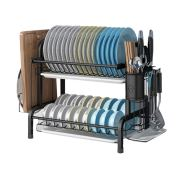 Dish Drainer for Kitchen Counter Top