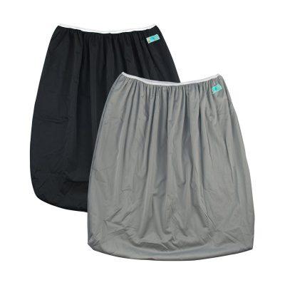 ALVABABY 2 Pack Reusable Diaper Pail Liner for Cloth Diaper