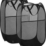 Simplized 2 Pack Popup Laundry Hamper