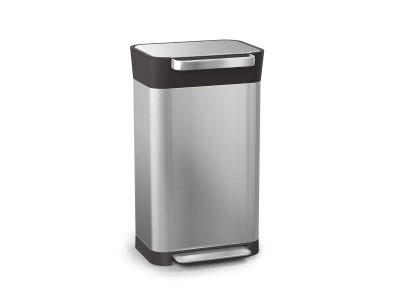 Joseph Joseph Intelligent Waste Titan Trash Can Compactor