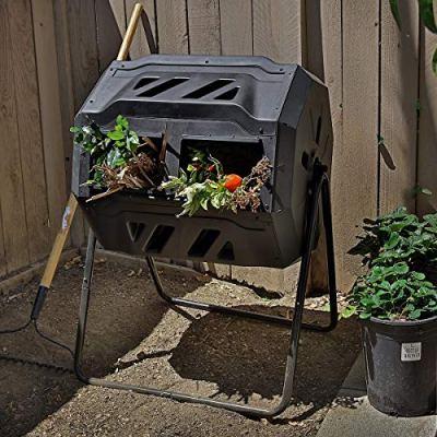 Barton Tumbler Composter Composting Bins Garden