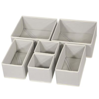 DIOMMELL Foldable Cloth Storage Box Closet Dresser