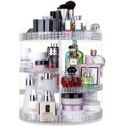 Adjustable Makeup Storage Makeup Organizer 360-Degree Rotating