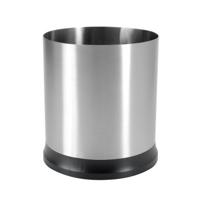 Rotating Utensil Holder Stainless Steel