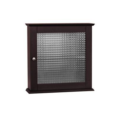 Elegant Home Fashions Chesterfield Bathroom Cabinet