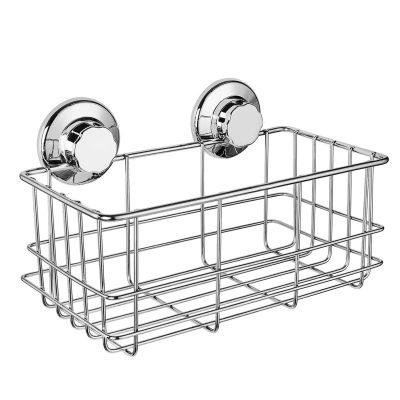 Bath Wall Shelf for Large Shampoo Shower Gel Holder