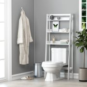 Over The Toilet 3-Shelf Bathroom Organizer